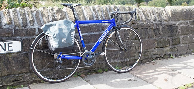 The Ribble 7005 Winter Bike