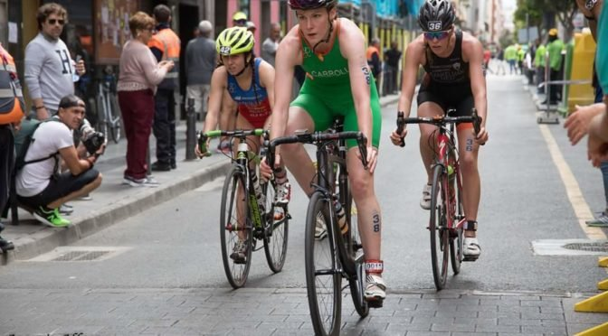 Q&A with Team Ribble Triathlete | Ailbhe Carroll