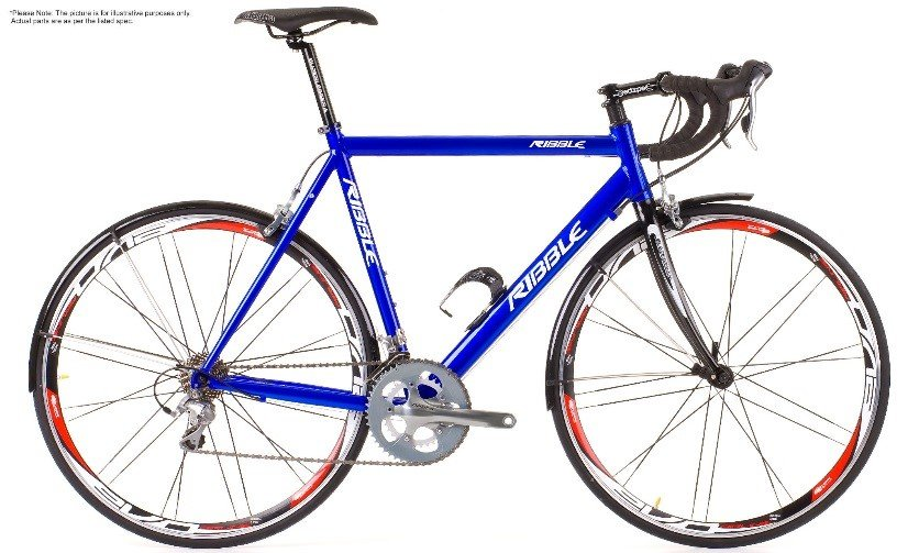 Choosing the right size road bike - Geometry Explained